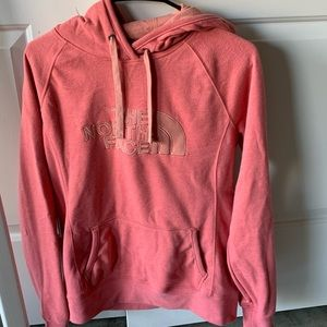 2 North Face hoodies